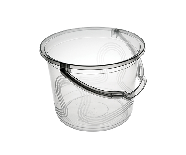Transparent Bucket Mold